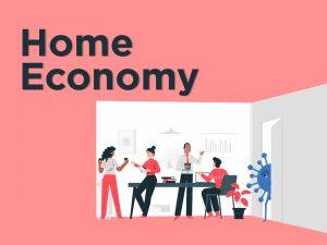 Persiapkan Bisnis Hadapi Adaptasi New Normal Stay @ Home Economy