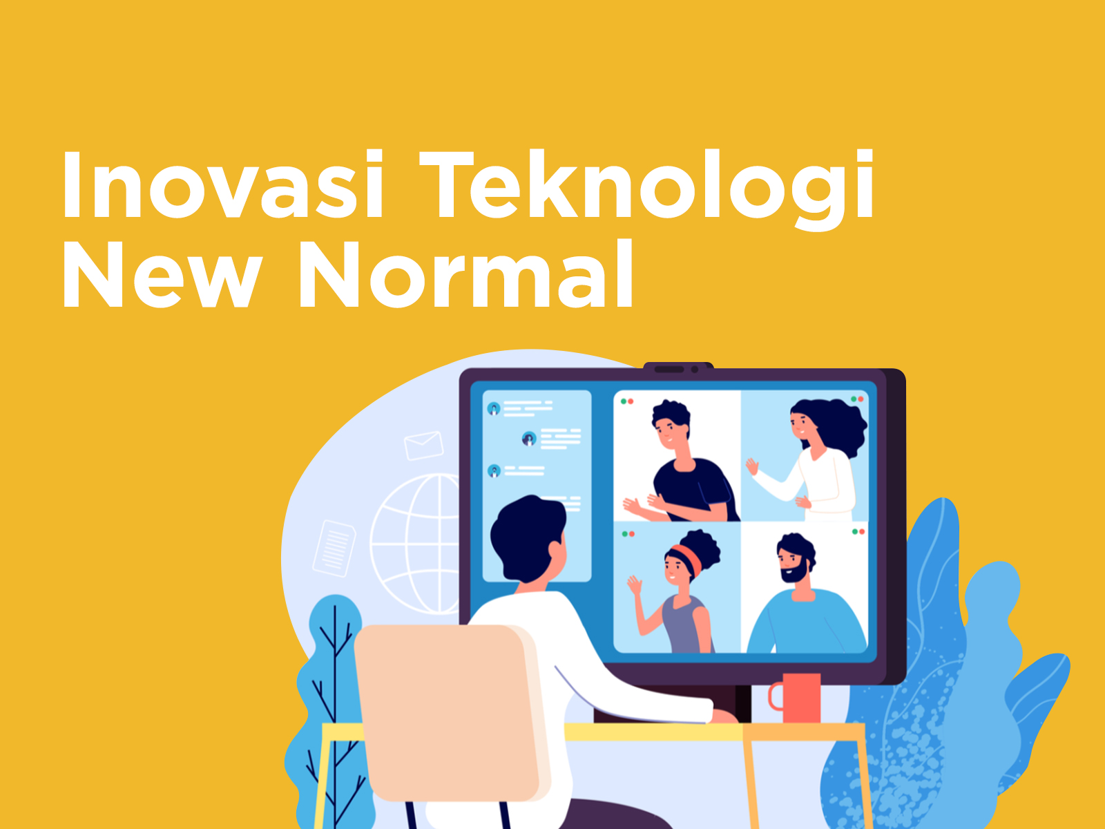 Inovasi Teknologi New Normal
