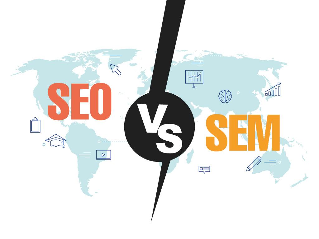 SEO vs SEM