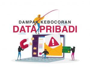 Dampak Kebocoran Data Pribadi yang Tak Bisa Diremehkan