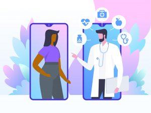 Platform Telemedicine Gratis Khusus Isoman