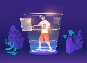 Perbedaan Augmented Reality vs Virtual Reality dan Contohnya