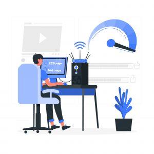 Kota di Indonesia dengan Internet Terkencang