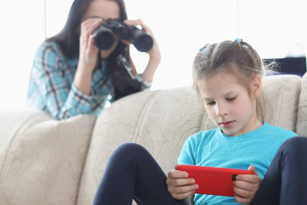pantau aktivitas gadget anak